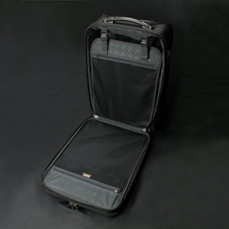 ファンクションギアプラスシリーズ縦型2輪キャリー45c メインルーム