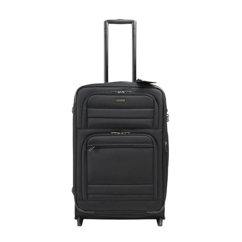 収納力と機動性に優れた人気のおすすめ出張バッグ BERMAS 縦型2輪キャリー 60425