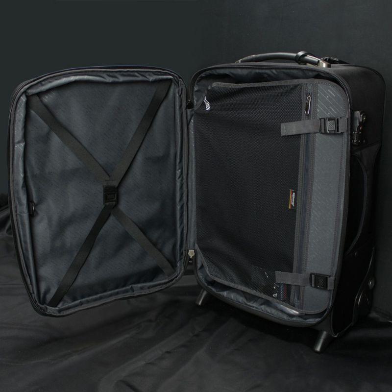 ファンクションギアプラスシリーズ縦型2輪キャリー57c メインルーム
