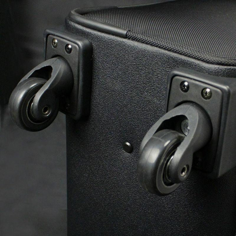 ファンクションギアプラスシリーズ横型4輪キャリー お客様で交換可能なキャスター