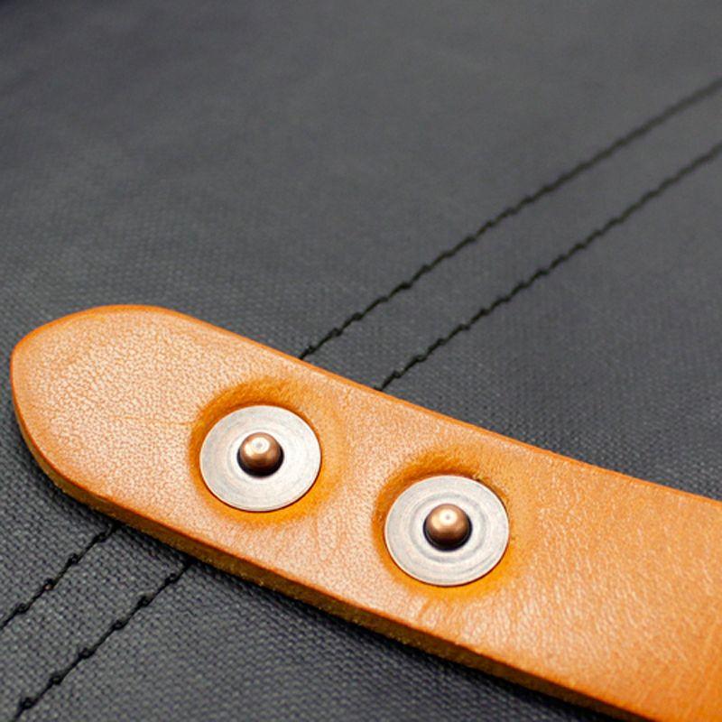 コミュート トートリュック 付属の牛革は栃木レザーを使用