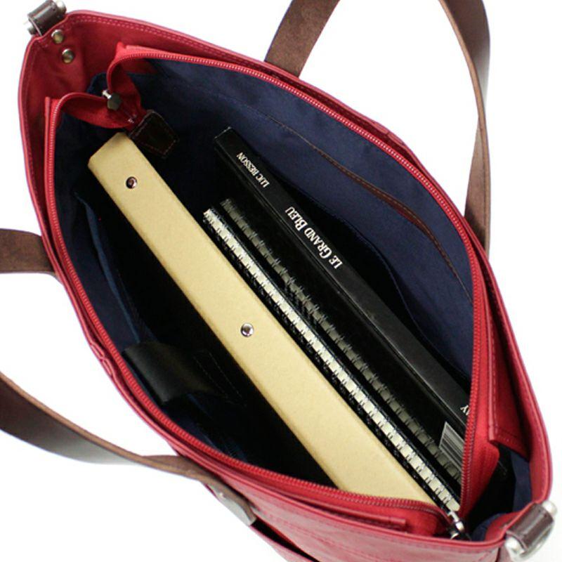 モバイル機器タブレットやノートPC収納に最適なクッションポケット