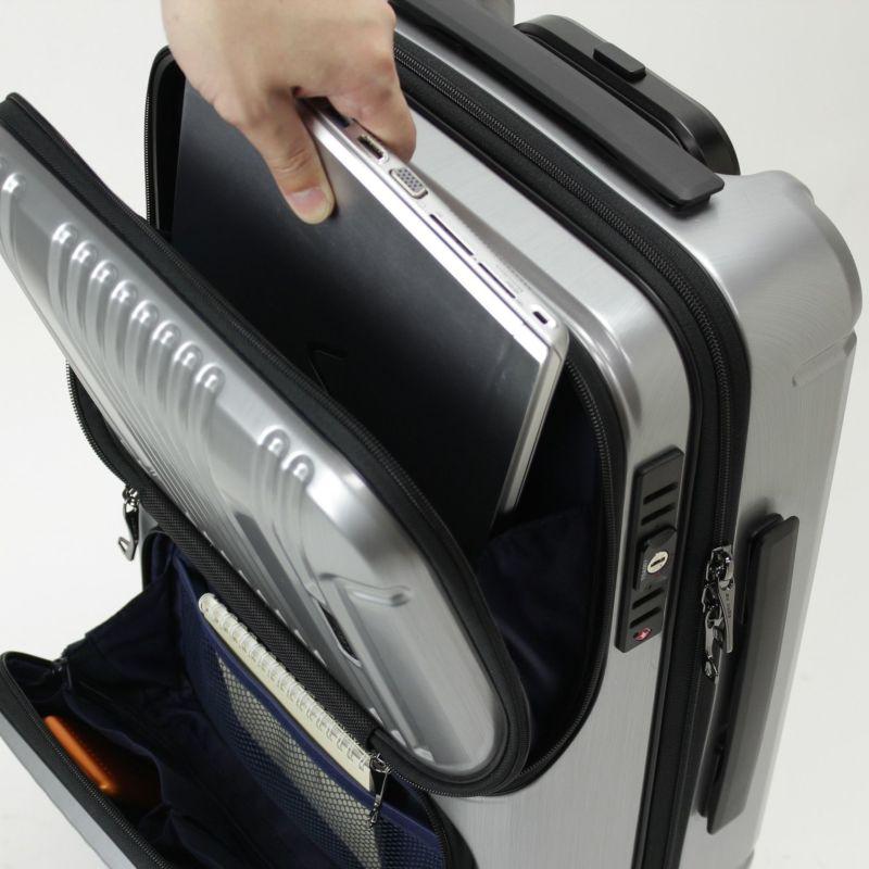 インターシティ モバイル機器やPC収納に最適なクッションポケット