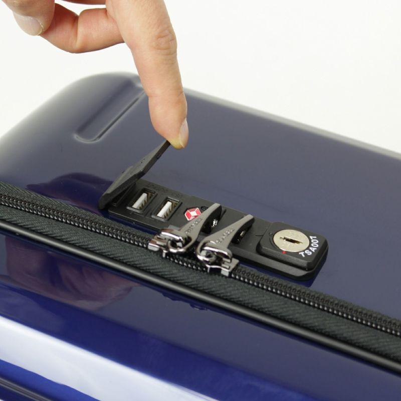 ユーロシティライトファスナー47c USBポート