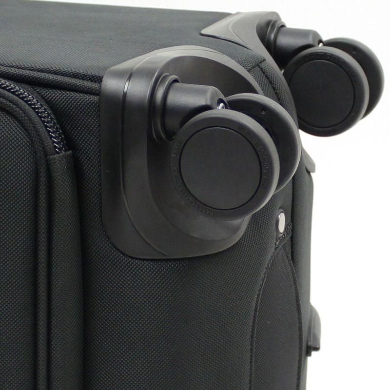 ディグリー 4輪スーツケース 日乃本錠前製グリスパックタイプキャスター